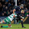 Kevin McLaughlin, who has had an injury-disrupted season, enjoyed his third successive 80-minute appearance for Leinster