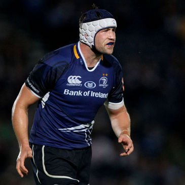 Kevin McLaughlin will captain the Leinster side