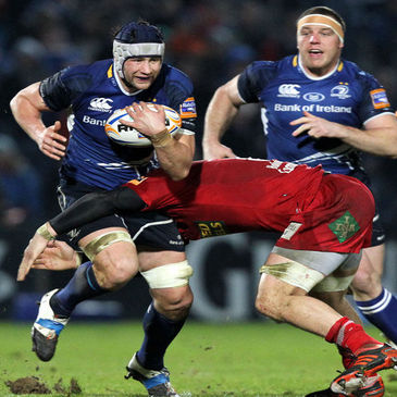 Leinster will resume their Heineken Cup campaign against the Scarlets