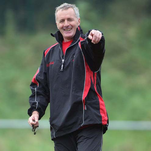 Canada Squad Training At Garryowen FC, Limerick, Wednesday, November 5, 2008