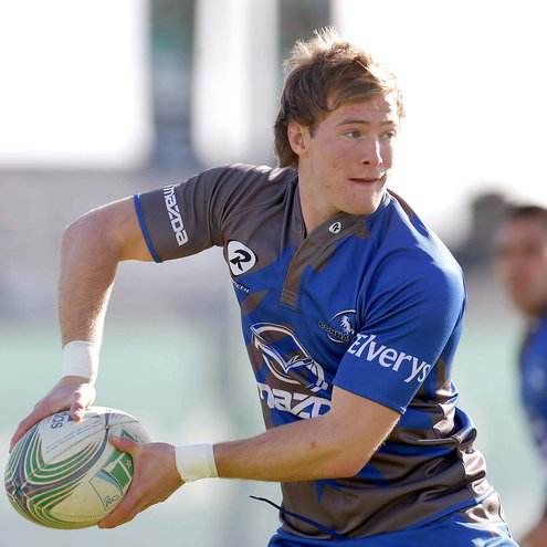Connacht scrum half Kieran Marmion