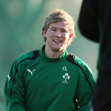Uncapped scrum half Kieran Marmion