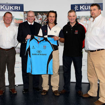 Ulster and Kukri have agreed a major new sponsorship deal