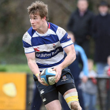 Blackrock College and Leinster's Kyle Tonetti