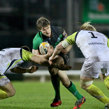 Connacht centre Kyle Tonetti