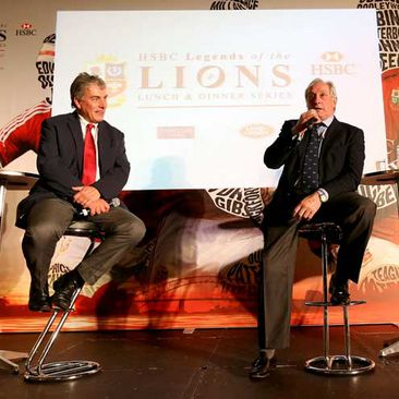 HSBC Legends Of The Lions Come To Dublin