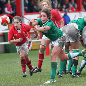 Wales Women 10 Ireland Women 12, Talbot Athletic Ground, Aberavon RFC, Sunday, February 3, 2013