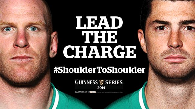 'Lead The Charge' - get the first pick of tickets as a member of the Irish Rugby Supporters Club