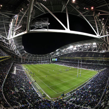 Leinster are set for another big European occasion at the Aviva Stadium