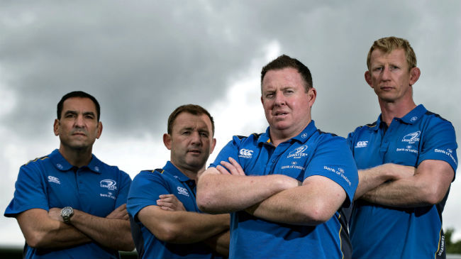 Leinster Introduces New Coaching Team