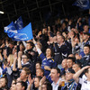 The travelling Leinster fans gave the team their full backing through an absorbing contest
