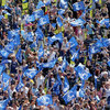 Upwards of 8,000 Leinster fans turned out on a sun-kissed Sunday to welcome the victorious Leinster players home