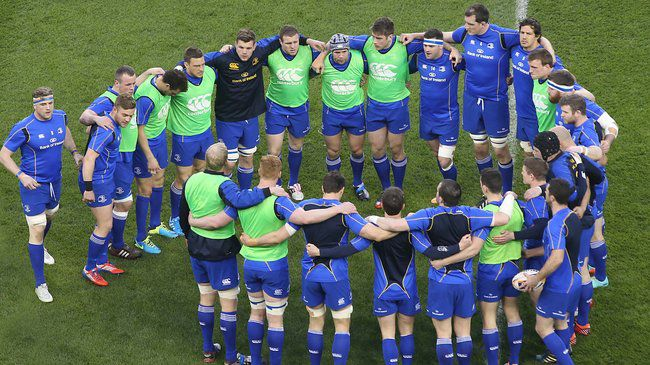 Leinster Among Top Seeds For Tuesday's Champions Cup Draw