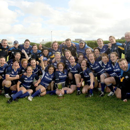Leinster are the reigning Women's Interprovincial champions