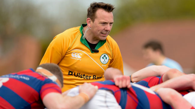 IRFU Referee Appointments This Weekend