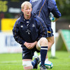 Ireland-capped lock Leo Cullen has played 110 competitive games for Leinster during his two spells with the province