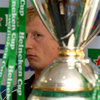Wicklow man Leo Cullen eyes up the prize on offer for the 2008/09 Heineken Cup champions