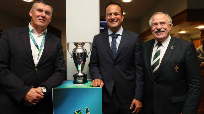 Ireland Unveils Powerful Team For 2023 World Rugby Presentation In London