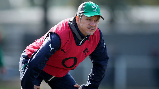 Ulster Rugby Coaching Changes