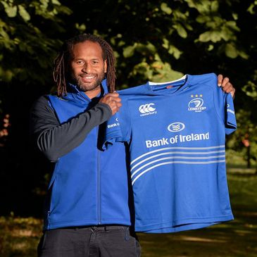 Leinster's latest signing Lote Tuqiri