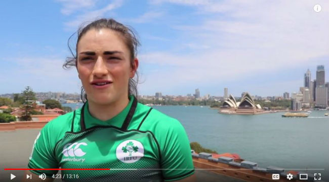 On The Road With The Ireland 7s - Episode 2