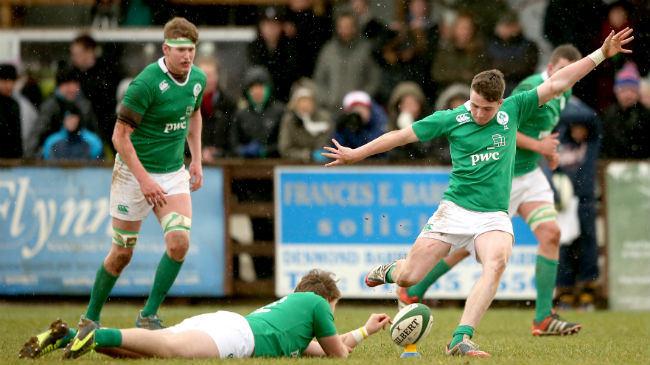 Ireland U-18 Clubs Squad Named For Triangular Festival