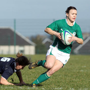 Ireland Women's international Lynne Cantwell