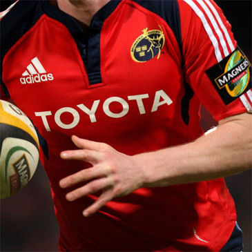 Munster are back in Magners League action this weekend
