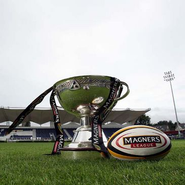 The Magners League trophy