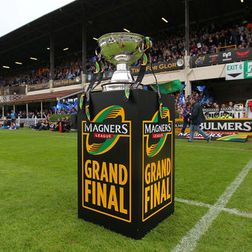 Last season's Magners League grand final was held in Dublin