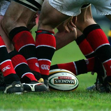 Ulster in Magners League action