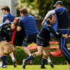 Leinster's teak-tough defence has been key to their progress in the Heineken Cup and Michael Cheika wants them to maintain that high standard