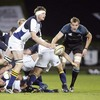 Malcolm O'Kelly steps in to play scrum half for Leinster, as the province try to come from behind at Firhill