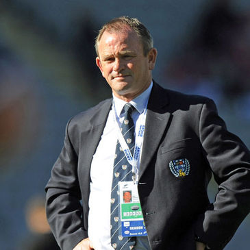 Ulster's newly-appointed head coach Mark Anscombe