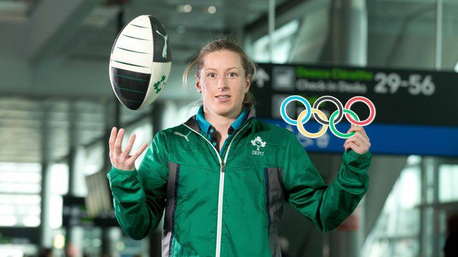 Ireland Women's Squad Named For Amsterdam Sevens
