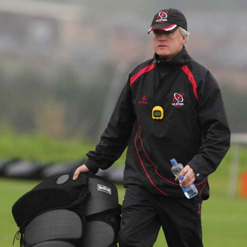 Matt Williams at training