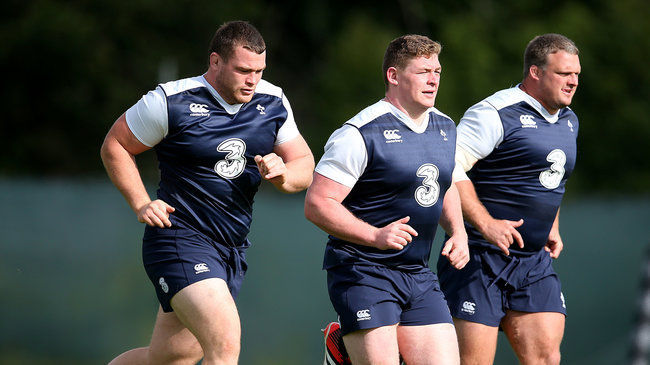 In Pics: Ireland Training At Carton House