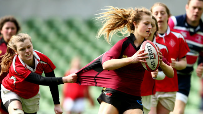 Girls Sevens Squad Named For UK School Games
