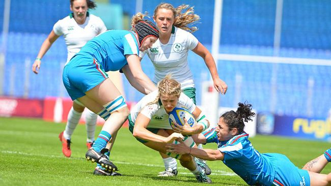 Ireland Women To Play Spain In Kazan Quarter-Finals