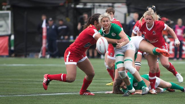 Ireland Women End Day One With Win Over Japan