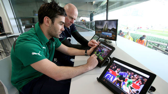 Successful Trial Sees IRFU Partner With 'myplayXplay'