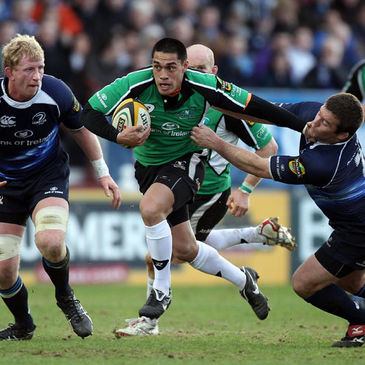 New Zealander Miah Nikora will start against Leinster