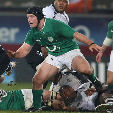 Michael Bent will start at tighthead prop for Emerging Ireland