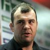 Leinster coach Michael Cheika is fully focused on his side's quarter-final encounter with Harlequins, although he did admit that a Munster v Leinster semi-final would be 'great for Irish rugby'