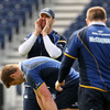 Michael Cheika barks the orders at the RDS as Leinster finetune things for Saturday's mouth-watering clash with the newly-crowned English champions
