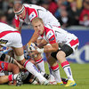 Young scrum half Michael Heaney was one of four debutants who started for Ulster in their league opener against Glasgow