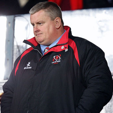 Ulster Rugby CEO Michael Reid