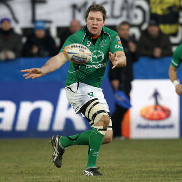 Connacht second row Michael Swift