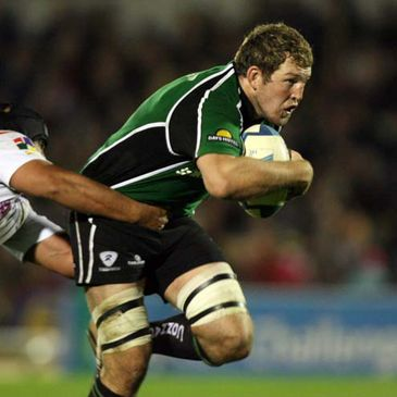 Versatile Connacht forward Michael Swift
