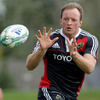 Mick O'Driscoll's Heineken Cup career so far has included nine campaigns with Munster and two with Perpignan